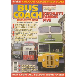 Bus and Coach Preservation 2001 June