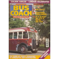 Bus and Coach Preservation 2002 August