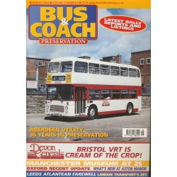 Bus and Coach Preservation 2004 August