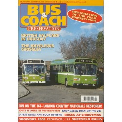 Bus and Coach Preservation 2004 January