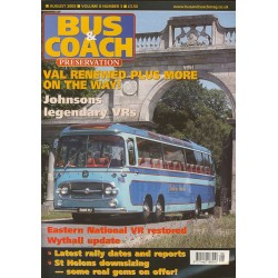 Bus and Coach Preservation 2005 August