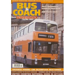 Bus and Coach Preservation 2005 January