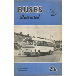 Buses Illustrated 1959 August/September