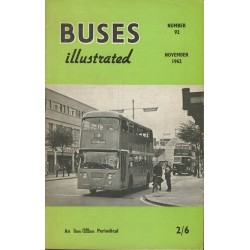 Buses Illustrated 1962 November