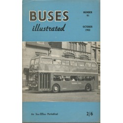 Buses Illustrated 1962 October