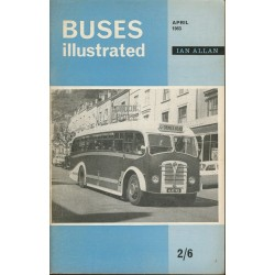 Buses Illustrated 1963 April