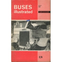 Buses Illustrated 1963 July