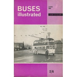 Buses Illustrated 1963 June