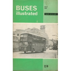 Buses Illustrated 1963 May