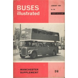 Buses Illustrated 1964 January