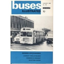 Buses Illustrated 1968 January