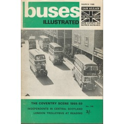 Buses Illustrated 1968 March