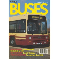 Buses 1994 August