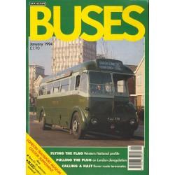 Buses 1994 January