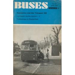 Buses 1968 April