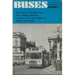 Buses 1968 August