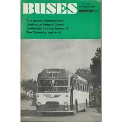 Buses 1968 December