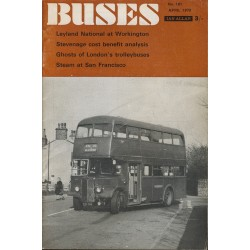 Buses 1970 April