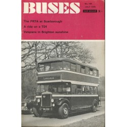 Buses 1970 July