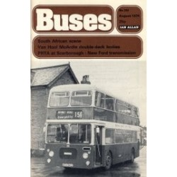 Buses 1974 August