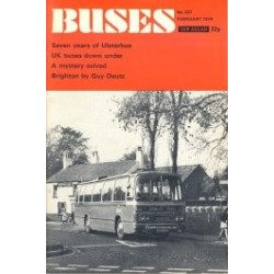 Buses 1974 February