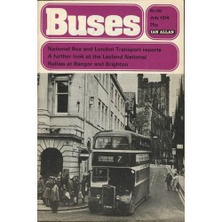 Buses 1974 July