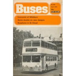 Buses 1976 April