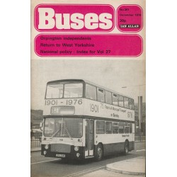 Buses 1976 December