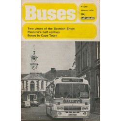 Buses 1976 January