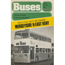 Buses 1976 July