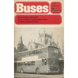 Buses 1978 August