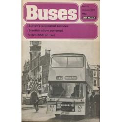 Buses 1978 January