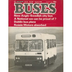 Buses 1980 August