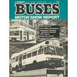 Buses 1980 December