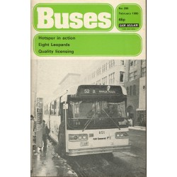 Buses 1980 February