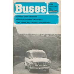 Buses 1980 January