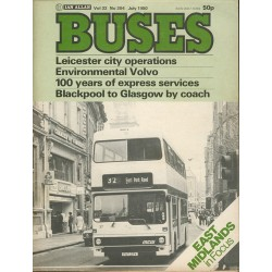 Buses 1980 July