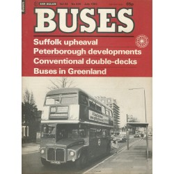 Buses 1982 July