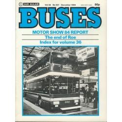 Buses 1984 December
