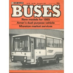 Buses 1984 November