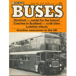 Buses 1984 October