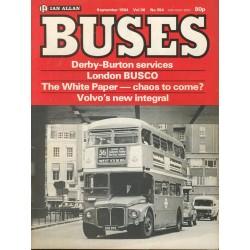 Buses 1984 September