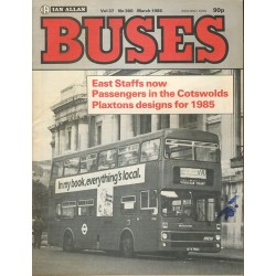 Buses 1985 March