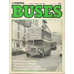 Buses 1985 May
