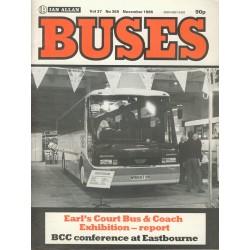 Buses 1985 November