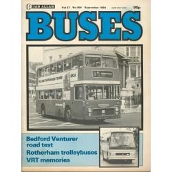 Buses 1985 September
