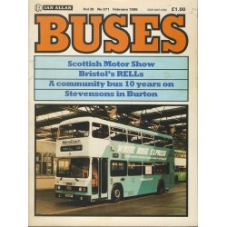 Buses 1986 February