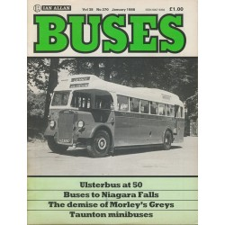 Buses 1986 January