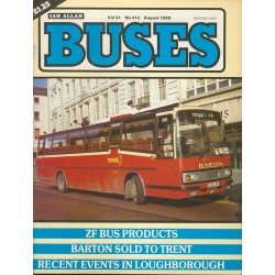 Buses 1989 August