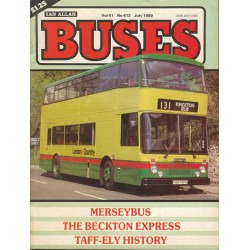 Buses 1989 July